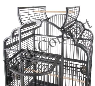HQ Victorian Parrot Bird Cages is good bird cage for