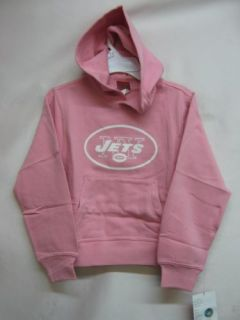 New York Jets NFL Youth Girls Hoodie (Hoody) & T Shirt Set