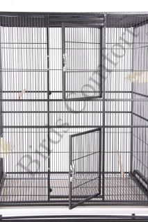 HQ Cages 13221A Parrot Bird Cages 32X21FLIGHT Cage Toy Toys Parrotlets