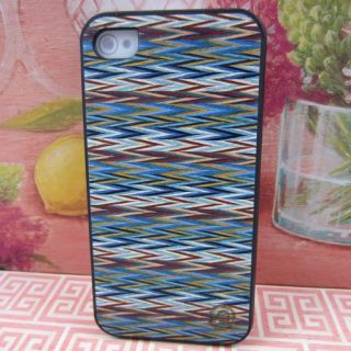 Enricos Check Real Wood Hard Case Cover for Apple iPhone 4 4S Made