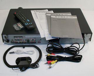 Dynex DX Htib 5 1 Channel 200W Upconvert DVD Home Theater System
