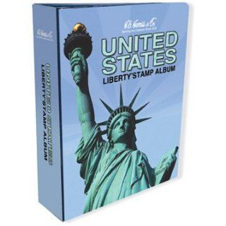 States Liberty Stamp Album + 3, 575 Collectible Postage Stamps  104