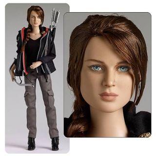 Katniss Everdeen from Hunger Games Tonner Doll