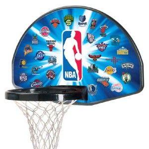 Spalding Basketball NBA Mini Jammer Basketball Hoop