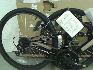 Huffy Mens DS 3 Mountain Bike 26 inch Wheel 18 inch Frame Black
