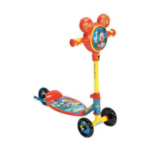 Huffy Lights and Sounds Scooter Mickey Mouse