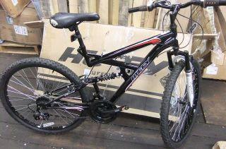 Huffy 26842 Mens DS 3 Mountain Bike 26 inch Black
