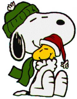 Christmas Shirt Peanuts Snoopy with Woodstock Hug