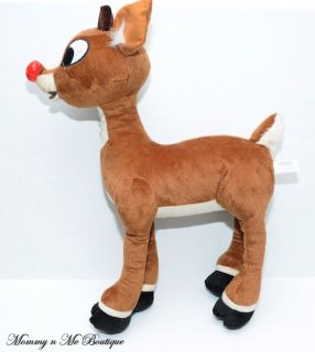 Rudolph Red Nosed Reindeer Large 21 Plush Toy Nanco