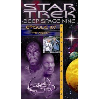 Star Trek   Deep Space Nine, Episode 107 e Ascent [VHS