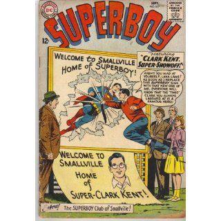 Superboy 107 Jerry Siegel, Curt Swan, George Klein, Al