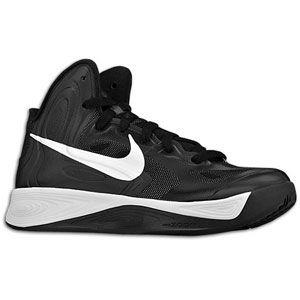 Nike Hyperfuse   Womens   Basketball   Shoes   Black/White