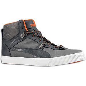 PUMA Tipton L Lux   Mens   Casual   Shoes   Steel Grey/Dark Shadow