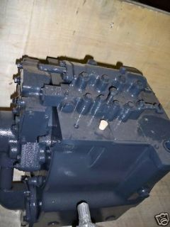 Rebuilt Komatsu Transmission to Fit D31 20 or D37 5