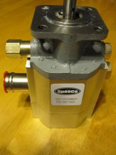 BRAND NEW,SPEECO 16 GPM 2 STAGE LOG SPLITTER PUMP TWO STAGE #39070900