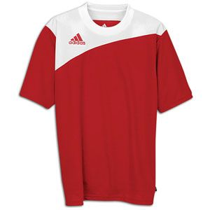 adidas Sereno Jersey   Boys Grade School   Soccer   Clothing   Red