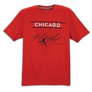 Jordan Flight City T Shirt   Mens   Basketball   Clothing   Varsity
