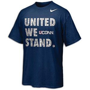 Nike College United We Stand T Shirt   Mens   Basketball   Fan Gear