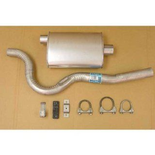 Omix Ada 17606.05 Muffler and Tailpipe Kit    Automotive
