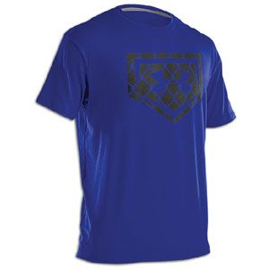 Under Armour Chainlink Icon T Shirt   Mens   Baseball   Clothing