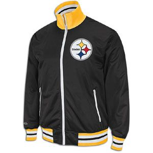 Mitchell & Ness NFL Track Jacket   Mens   Pittsburgh Steelers   Black