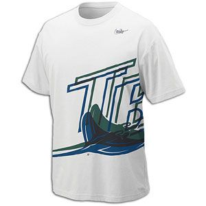 Nike MLB Cooperstown Logo T Shirt   Mens   Baseball   Fan Gear   Rays