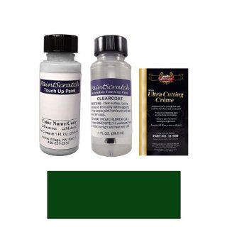 Oz. Dark Forest Green Metallic Paint Bottle Kit for 1990 Dodge