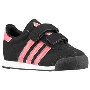 adidas Originals Samoa   Boys Toddler   Soccer   Shoes   Black/Red