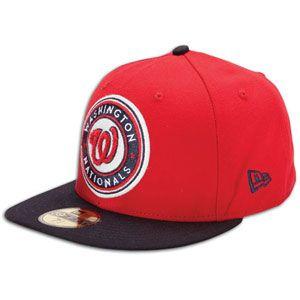 New Era MLB Big Chenille Cap   Mens   Baseball   Fan Gear   Nationals