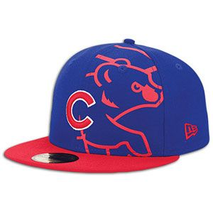 New Era MLB 59fifty Trimill Cap   Mens   Baseball   Fan Gear   Cubs
