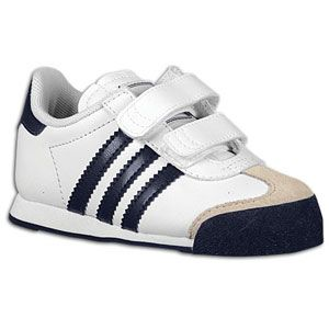 adidas Originals Samoa   Boys Toddler   Soccer   Shoes   White/New