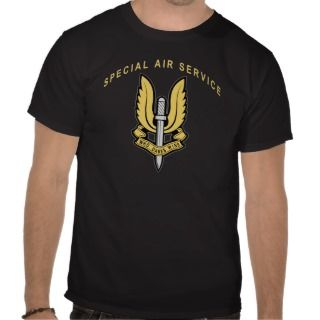 Special Air Service Tshirts