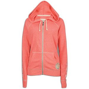 Billabong Together Again Hoodie   Womens   Casual   Clothing   Red