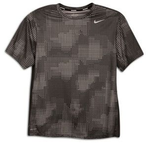 Nike Dri Fit Sublimated Running T Shirt   Mens   Running   Clothing