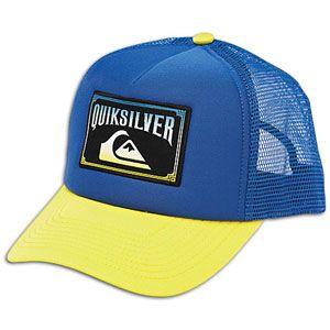 Quiksilver Petra Trucker Snapback Cap   Mens   Casual   Clothing