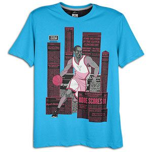 Nike Kobe Darko T Shirt   Mens   Basketball   Clothing   Dynamic Blue