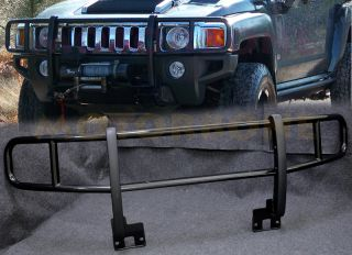 06 10 Hummer H3 SUV Front Bumper Brush Deck Grille Guard Protector