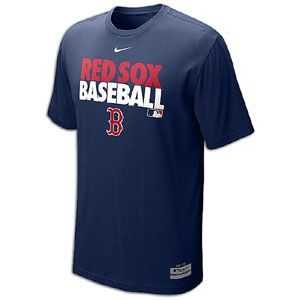 Nike MLB Dri Fit Graphic T Shirt   Mens   Baseball   Fan Gear