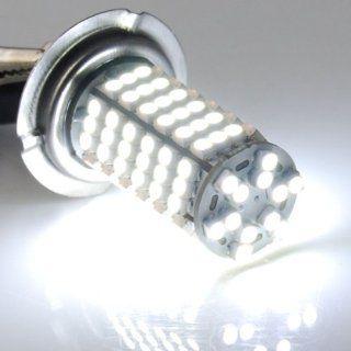 Super Bright Lighting Xenon Super White 120 SMD LED Head Light Bulb