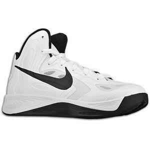 Nike Hyperfuse   Womens   Basketball   Shoes   White/Black