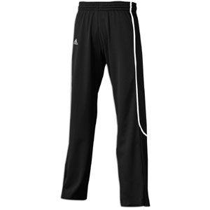 adidas Pro Team Pant   Womens   Basketball   Clothing   Black/White
