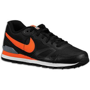 Nike Air Waffle Trainer   Mens   Running   Shoes   Black/White/Cool