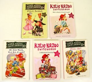 Kazoo Switcheroo Nancy Krulik kids early chapter books fiction humor