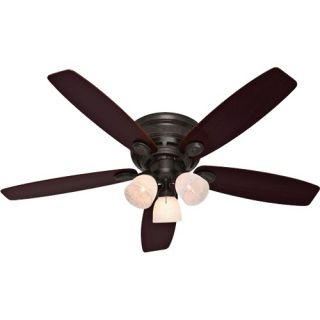 Hunter 52 inch Low Profile IV Plus Ceiling Fan
