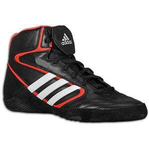 adidas Mat Wizard IV John Smith   Mens   Wrestling   Shoes   Black