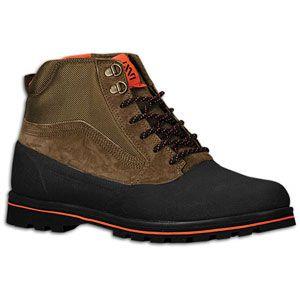 Vans LXVI Module   Mens   Skate   Shoes   Olive/Black/Orange