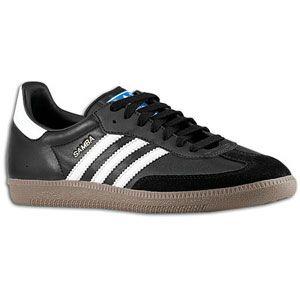 adidas Originals Samba   Mens   Soccer   Shoes   Black/White/Gum