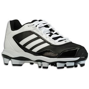adidas Abbott Pro TPU 2   Womens   Softball   Shoes   Black/White