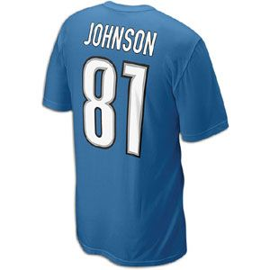 Nike NFL Player T Shirt   Mens   Football   Fan Gear   Detroit Lions