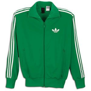 adidas Originals Firebird Full Zip Track Jacket   Mens   Fairway